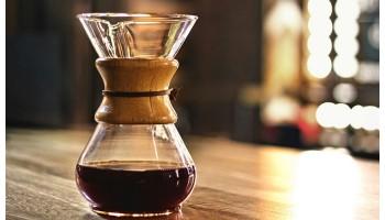 Способ приготовления кофе - Chemex