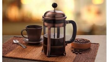 Способ приготовления кофе - French press