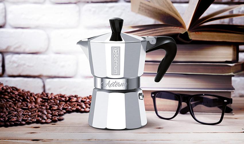 Способ приготовления кофе - гейзер