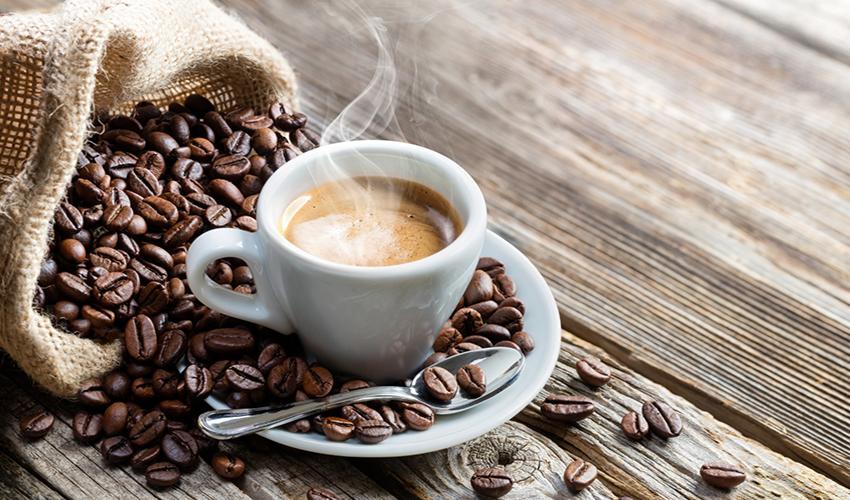 Способ приготовления кофе - в чашке