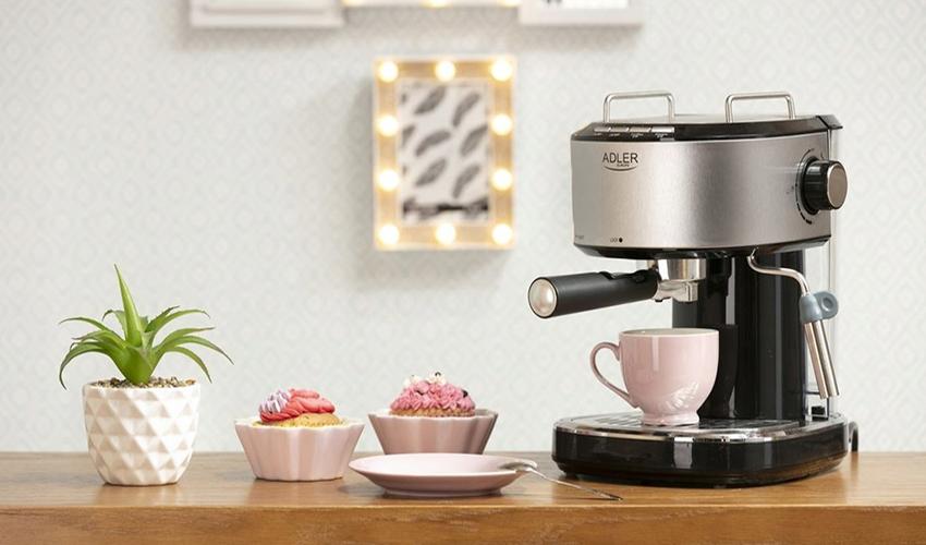Способ приготовления - кофе-машина